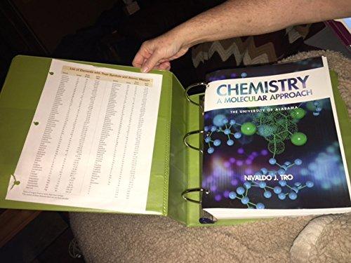 Download Chemistry a Molecular Approach pdf epub