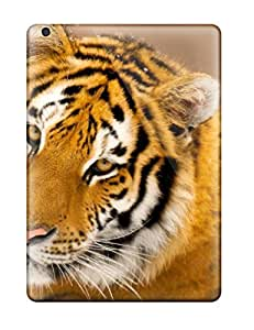 Durable Case For The Ipad Air- Eco-friendly Retail Packaging(tiger)