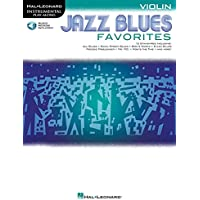 Jazz Blues Favorites - Violin (Hal Leonard Instrume)