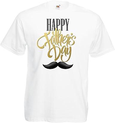 lepni.me Camisetas Hombre Feliz Día del Padre Mejor papá de ...