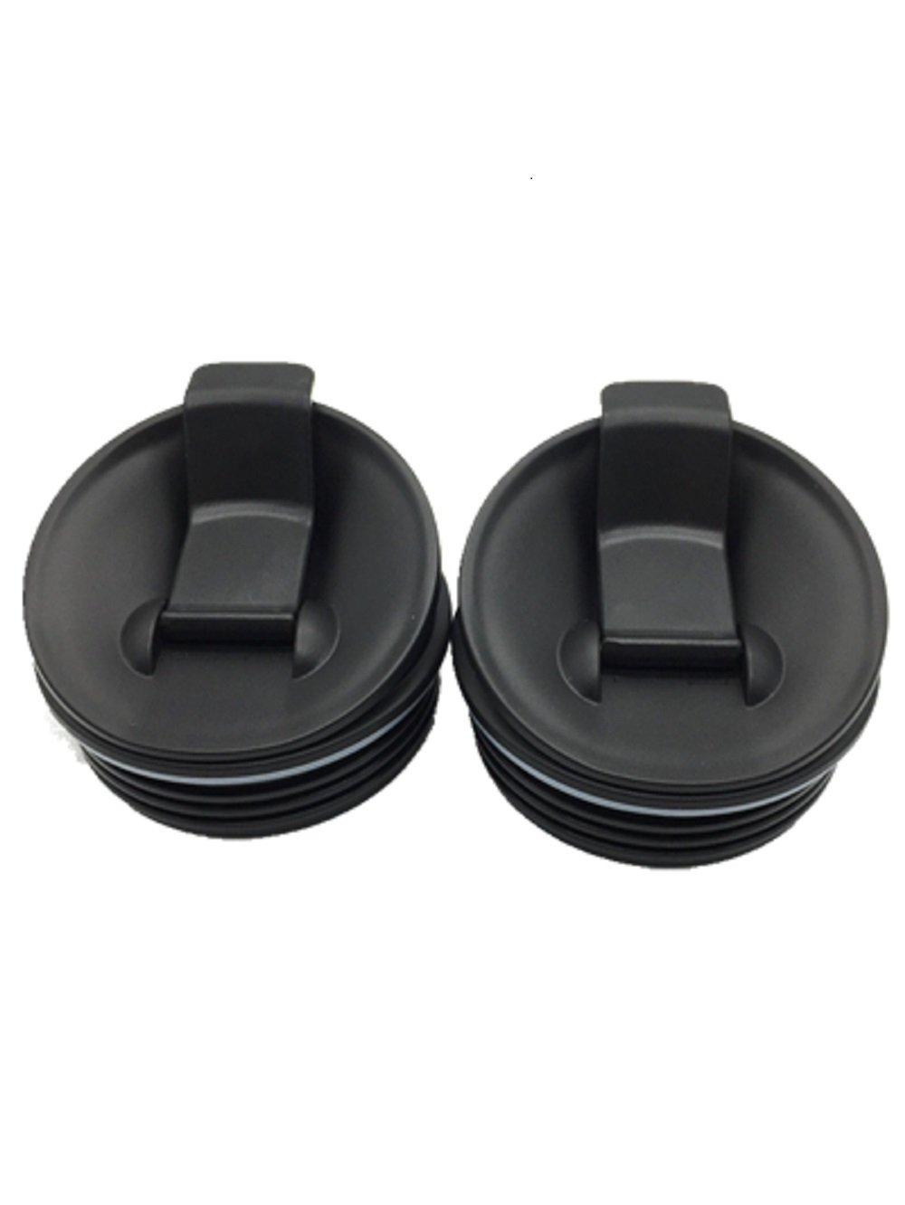 Sduck 2x Sip Seal Lids Replacement Parts for Nutri Ninja BL770 BL780 BL810 BL820 BL830 BL660 BL663 BL771 BL773 Blender (NOT For any other Ninja series)