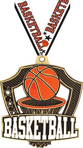 Basketball Medals - 2.25