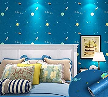 Indian Royals Sky Kids Room Self Adhesive Wallpaper Peel Off And Stick For Kids Room Decoration In Wallpapers 200 45 Cm Amazon In Home Improvement