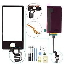 Eachbid Advanced LCD screen nano7 LCD Inside Digitizer Screen Panel Display Repair Tools Compatible with iPod nano 7