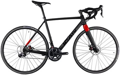 ICAN Cyclocross Bike Super Light Carbon Fiber Bicycle Shimano 6800 Groupset Sizes 48/50/52/54/56/58cm