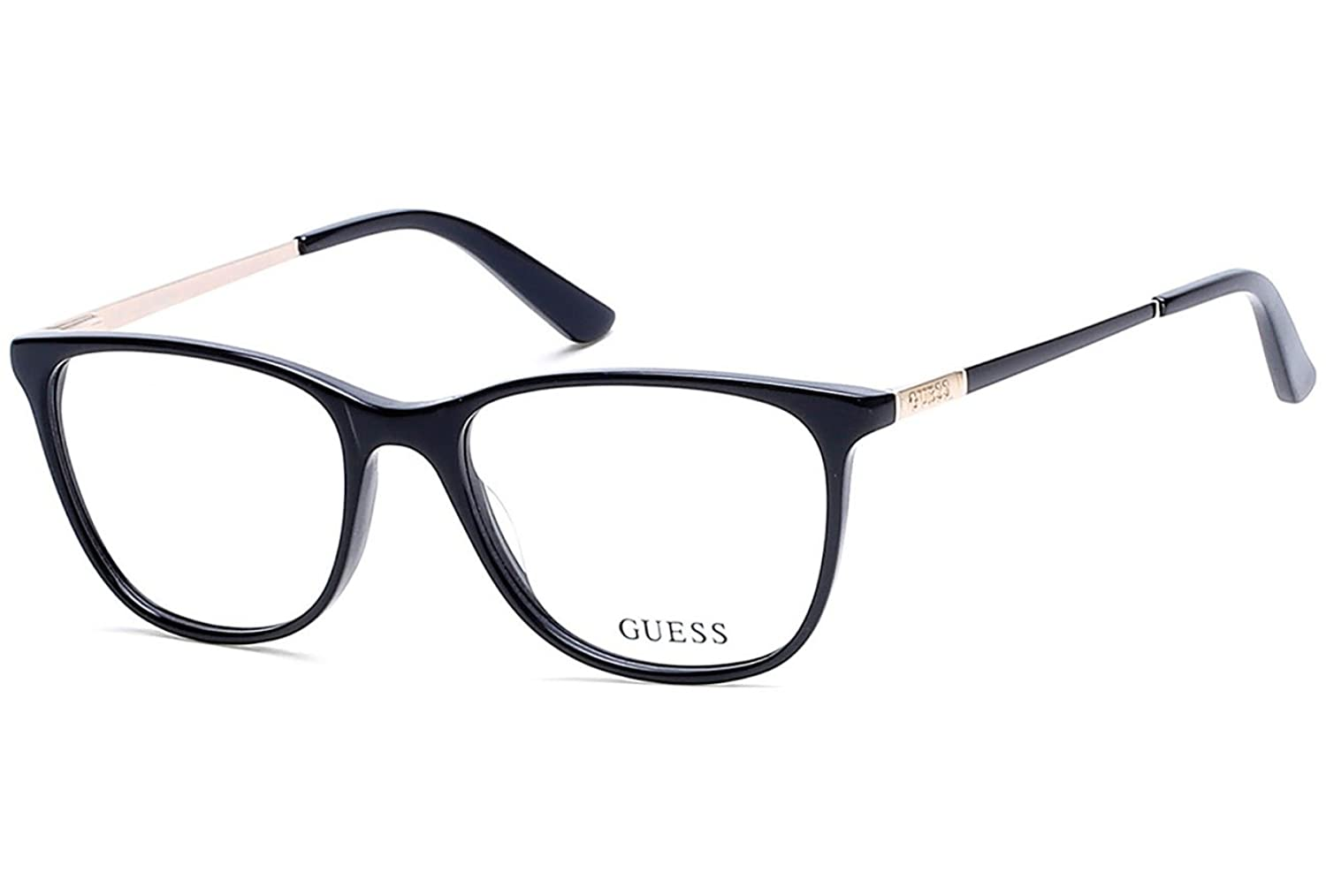 Guess - GU2566, Cat Eye, acetate, women, BLACK(005 D), 49/17/135 ...