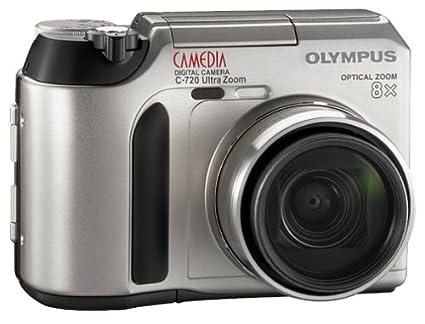 amazon com olympus camedia c 720 3mp digital camera w 8x optical rh amazon com olympus camedia digital camera c-720 ultra zoom manual Olympus Ultra Zoom