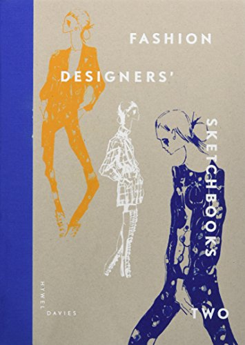 Fashion Designers' Sketchbooks - Lookbook Designer Fashion