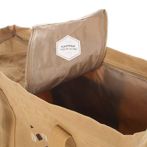 Eastpak WOOD WOOD - Bolso de asas de algodón para hombre Wood Wood FW12