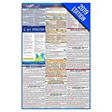 2019 Texas Labor Law Poster – State, Federal, OSHA Compliant – Laminated Mandatory All in One Poster