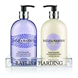 Baylis and Harding French Lavender 2 Bottle Hand Wash and Lotion Set, 1168 Gram (Pack of 6) For Sale