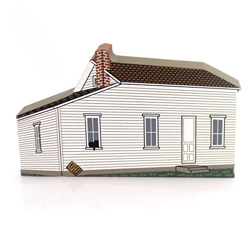 CATS MEOW VILLAGE SURVEYOR'S HOUSE Wood House Prairie De Smet Sd Ingall 7981