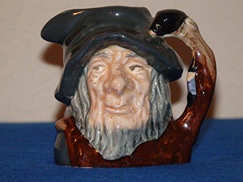 Doulton Jugs Character Toby Royal - Royal Doulton toby/character jug Rip Van Winkle Mug D6517