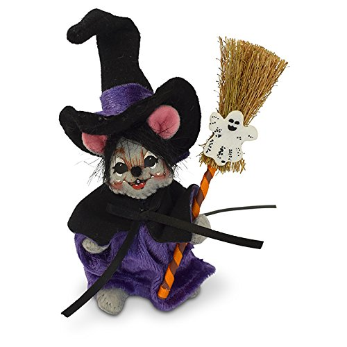 Annalee 4in Witch Mouse