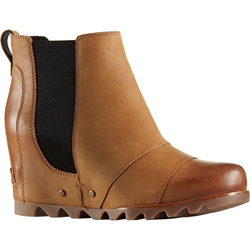 Booties Lea Women's Wedge SOREL Camel Brown watqw