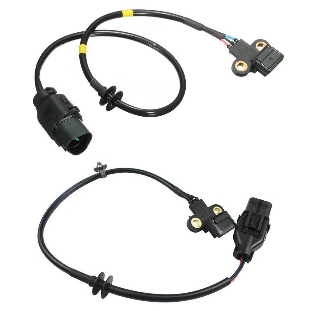 Kingfurt Crankshaft and Camshaft Position Sensor 39310-3980 Fits for Kia Sorento 2003-2006