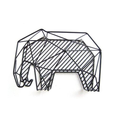 Kikkerland KKHH24 - Organizador de documentos estilo Elefante