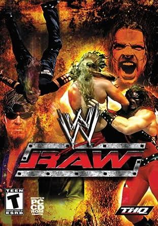 Amazon Com Wwe Raw Pc Video Games