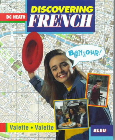 Discovering French Bleu (French Edition)