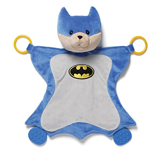 (GUND Baby Dc Comics Malone as Batman Activity Baby Blanket)
