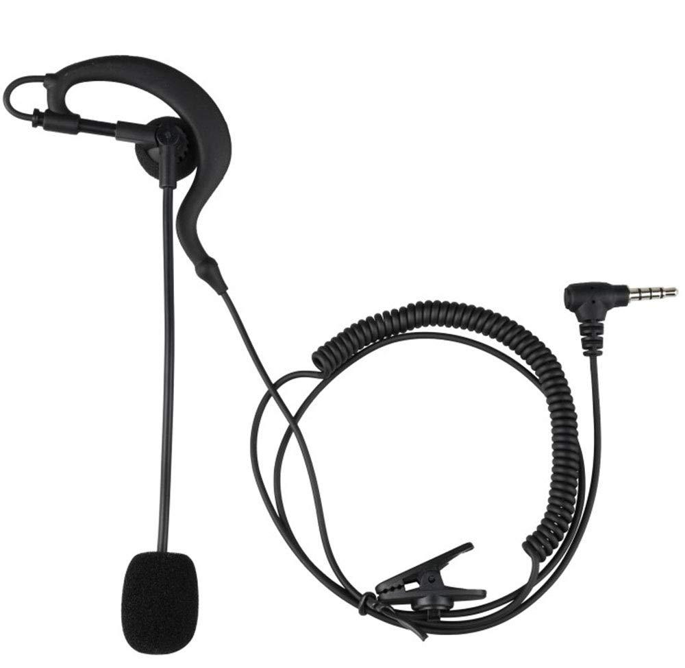 SPRIS Auricolare Bluetooth for Casco Moto Casco for Auricolare Bluetooth Walkie-Talkie V4 V6 Cavo Auricolare Speciale
