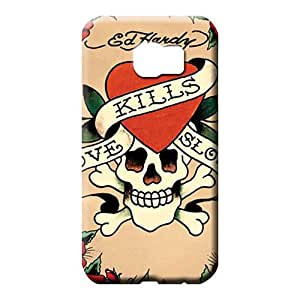 samsung galaxy s6 edge Durability High Grade Protective Beautiful Piece Of Nature Cases mobile phone case ed hardy
