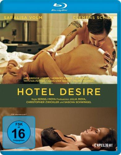 (+18) Hotel Desire