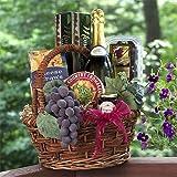 Vintage Vignettes Gourmet Gift Basket X-Large