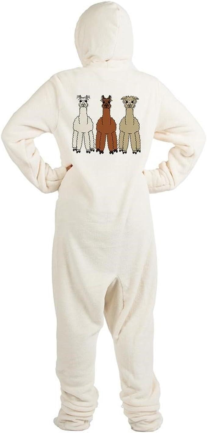 CafePress I Llove Llamas Nightshirt