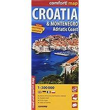 CROATIA - MONTENEGRO ADRIATIC COAST