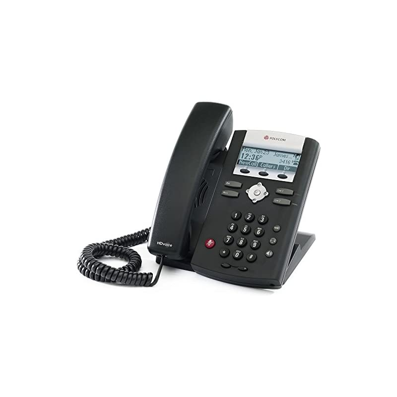 Polycom 2200-12375-001 SoundPoint IP 335