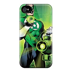 IanJoeyPatricia Iphone 6 Anti-Scratch Hard Phone Covers Custom Realistic Green Lantern I4 Pictures [qJA3454xSPE]