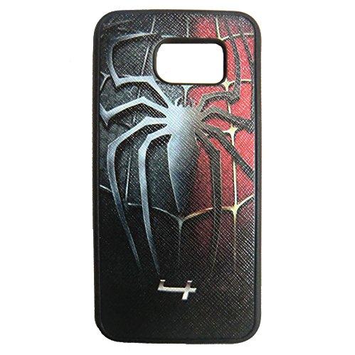 Galaxy S6 Case, Casmart Super Hero Series Case for Samsung Galaxy S6 (SpiderMan-S6-1)