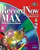 Software : RecordNow MAX