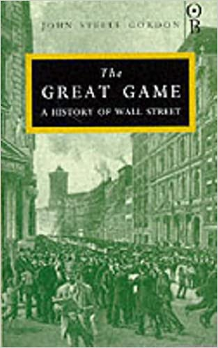 The Great Game: A History of Wall Street