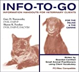 img - for Info-To-Go: Information Handouts for the Canine and Feline Veterinary Client (on 3.5 diskette) book / textbook / text book