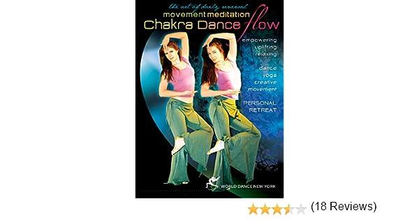 Chakra Dance Flow: Movement Meditation All Regions NTSC Reino ...