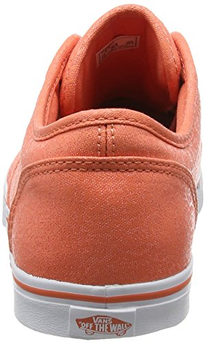 Vans Atwood Low - Zapatillas de Entrenamiento Mujer Naranja (henna/carmellia)