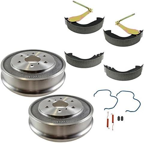 Drum Brake Hardware Kit-Pro Rear Carlson H2336