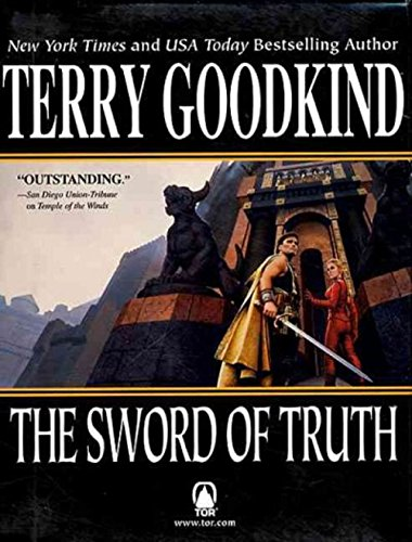 (The Sword of Truth, Box Set II, Books 4-6: Temple of the Winds; Soul of the Fire; Faith of the Fallen)