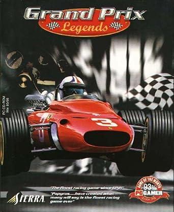 40533fd545863 Grand Prix Legends  Amazon.co.uk  PC   Video Games
