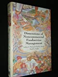 Dimensions of Noncommercial Foodservice Management 9780442013585