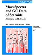 Mass Spectra and GC Data of Steroids: Androgens and Estrogens