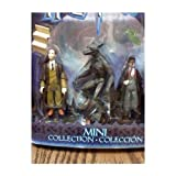 Harry Potter and the Prisoner of Azkaban Mini Collection - Professor Remus Lupin, Werewolf and Harry Potter Action Figures From the Novel