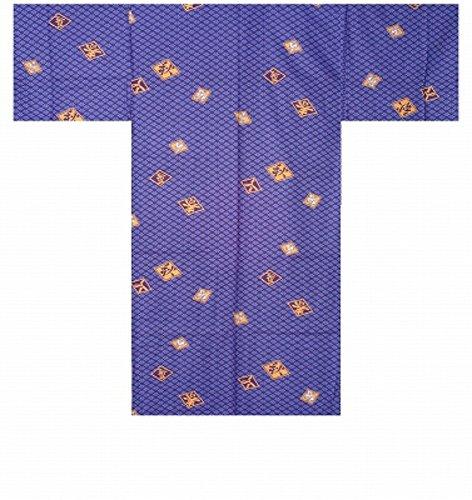 Yukata Giapponses Authentico Kimono Modelo HISHIMONJI- 908