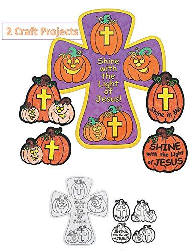 Christian Crafts For Kids Pumpkins