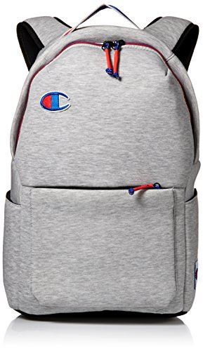 Champion Men's Attribute Laptop Backpack, Light Grey, OS