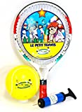 Le Petit Tennis ''Baby'' Racquet 15'' + Inflatable Ball (For Ages 1-2) NEW