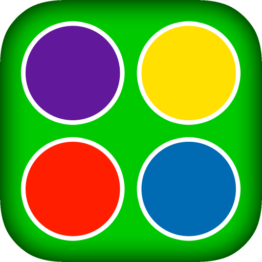 Learning colors - easy toddler game for kids education with animals, plants and weather events -