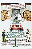 White Christmas Poster Movie B 11x17 Bing Crosby Danny Kaye Rosemary Clooney Vera-Ellen